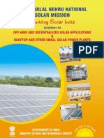 Guidelines for Offgrid and Small Solar - RPSSGP