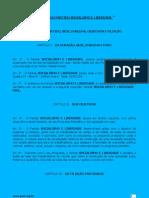 Estatuto PSOL Registrado 1