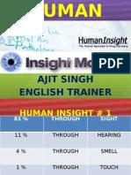 Human Insight
