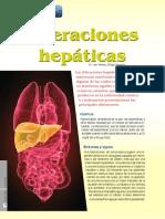 alteraciones hepaticas ictericia