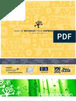 Guia de Recursos Para Emprendedores 2011 Sevilla