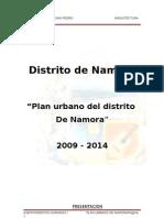 Plan Urbano Cajamarca Namora