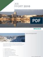 2010 Miljörapport SE