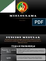 MIELOGRAMA