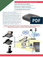 iPBX Home Datasheet