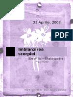 Imblanzirea Scorpiei - Pliant (Final)