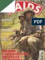 L'opération Turquoise au Rwanda - Raids, no 101-Oct  1994