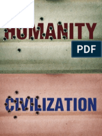 HUMANITY - CIVILIZATION