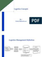 Logistics Defined