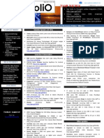 NewsFolio - May 2011 -Must Know Updates
