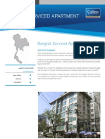 Bangkok Serviced Apartment Market Q1 2011 | Colliers International Thailand