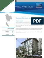 Bangkok Serviced Apartment Market Q1 2011 | Colliers International Thailand