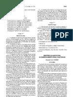 Aditivos alimentares - Legislacao Portuguesa - 2011/05 - DL nº 64 - QUALI.PT