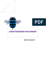 Cómo programar para ANDROID