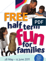 May Half Term Events 2011