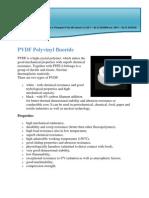 PVDF Polyvinyldenfluoride