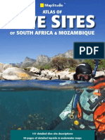 Dive Sites of South Africa & Mozambique. ISBN 9781770262287