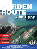 Garden Route & Route 62 Visitor's Guide. ISBN 9781770261860