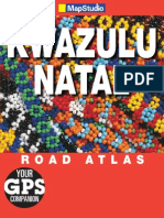 Kwazulu Natal Road Atlas. ISBN 9781770261709