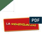 01 La Menstruacion