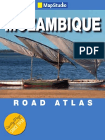 Mozambique Road Atlas. ISBN 9781770260306