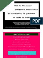 physiological parameters, meat quality pigs thesis parâmetros fisiológicos qualidade carne suíno 2004
