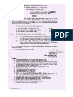 Order & Corrigendum Regarding Constitution of Committee on Restructuring of RBSS Cadre