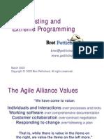 Agile Testing 20030311