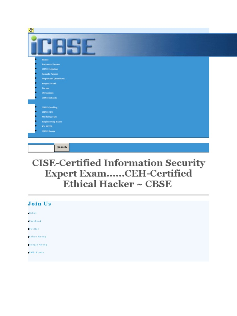 Cise ceh online safety privacy computer security 1betcityfo Images
