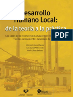 libro DESARROLLO HUMANO LOCAL