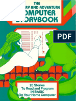 The Mystery and Adventure Computer Storybook