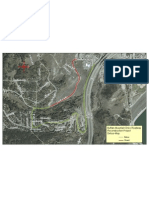Buffalo Mt. Drive Detour Map