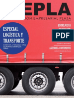 Revista AEPLA (Asociación Empresarial Plaza) Abril 2011