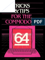 Tricks and Tips for the Commodore 64