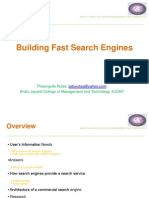 Faster Search Engines