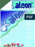 Alcon News 1 - Agosto 1999