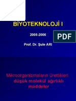 Biyoteknoloji 12/05/2011