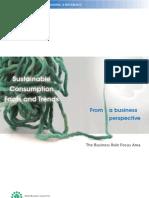 WBCSD Sustainable Consumption Web