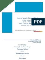 Leveraged Closed-End Fund Seminar - Final 7-13-07