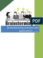 Brain Storming Report