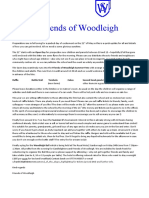 Friends of Woodleigh Letter to Parents