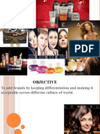 global marketing strategy of loreal cosmetics marketing essay Analysis of marketing mix on cosmetics products  nivea, l'oreal and maybelline  continue the horizontal assortment range diversification strategy avon cosmetics.