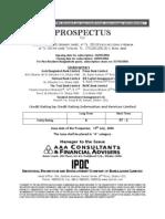 Prospectus IPDC