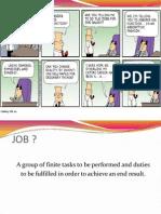 12305 Job Analysis