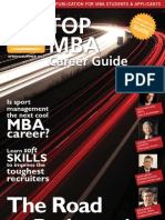 Topmba Career Guide Spring Summer 2011