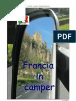 Francia in camper