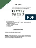 Acoples Mecánicos