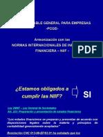 Diapositivas Nuevo Plan Contable General Para Empresas