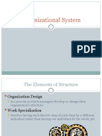 12312 Organizational System