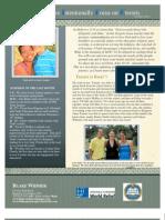 April 2011 E-newsletter